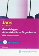 Grondslagen administratieve organisaties A Algemene beginselen
