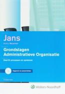 Grondslagen administratieve organisaties B Processen en systemen