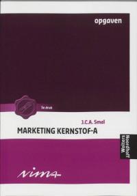 Nima marketing kernstof-A Opgaven