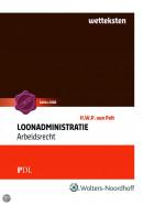 Praktijkdiploma Loonadministratie Wetteksten arbeidsrechten 2008