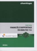 Financiële Rapportage en Analyse MBA Uitwerkingen