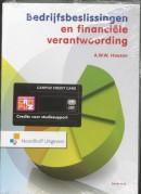 Bedrijfsbeslissingen en financiele verantwoording