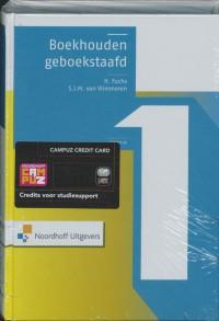 Boekhouden geboekstaafd 1 hoofdboek