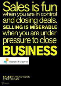 Salesvaardigheden
