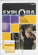 Explora Module 9 Krachten in de sport leerwerkboek, vmbo-basis