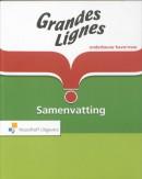 Grandes Lignes Havo/vwo leerjaar 1 t/m 3 Samenvatting