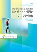 Financieel Management De financiële functie: De financiële omgeving