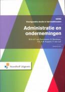 Serie voorgezette studie in het boekhouden Administratie en ondernemingen