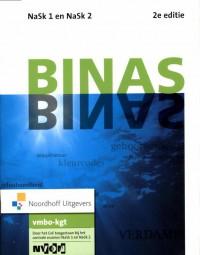 Binas vmbo-kgt informatieboek voor Nask1 en nask2