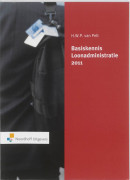 Basiskennis loonadministratie 2011