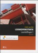 Loonadministratie Loonheffingen 1 2011