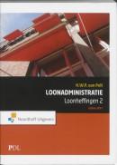 Loonadministratie Loonheffingen 2 2011