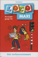 Loco maxi Het verkeersexamen 10-12 jaar groep 7-8 Verkeer