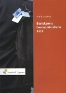 Basiskennis Loonadministratie 2012