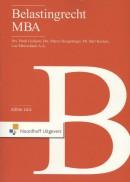 Belastingrecht MBA 2012