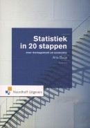 Statistiek in 20 stappen