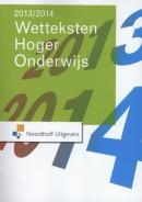 Wetteksten Hoger Onderwijs 2013-2014