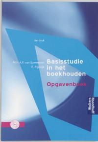 Basisstudie in het boekhouden / opgavenboek + cd-rom