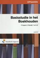 Basisstudie in het boekhouden Opgavenboek