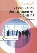 De financiële functie: Beslissingen en planning
