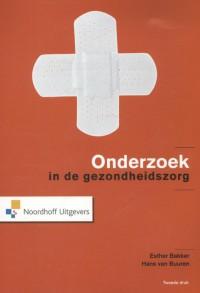 Onderzoek in de gezondheidszorg ONDERZOEK GEZONDHEIDSZORG(CAMPUZ)