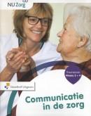 NU Zorg Niveau 4 - Communicatie in de zorg. Theorieboek