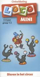 Loco Mini Dieren in het circus