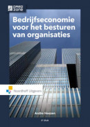 Bedrijfseconomie voor het besturen van organisaties