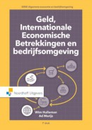 Geld, Internationale Economische Betrekkingen en bedrijfsomgeving, leerboek