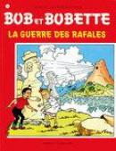 Bob et Bobette 179 Guerre des rafales