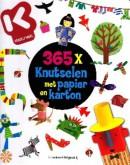 365 x 365x Knutselen met papier en karton