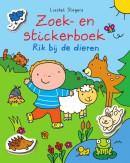 Rik Zoek en stickerboek Rik en de dieren