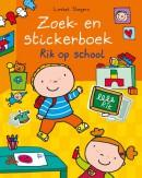 Rik Zoek- en stickerboek Rik op school