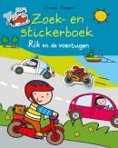 Rik Zoek- en stickerboek Rik en de voertuigen
