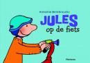 Jules Jules op de fiets