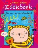 Rik Zoekboek Rik en de verkleedkist