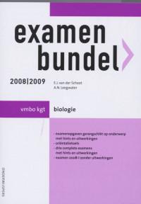 Examenbundel Biologie Vmbo-KGT 2008/2009