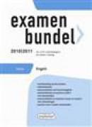 Examenbundel Engels / Havo 2010/2011