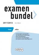Examenkatern havo/vwo Examenbundel 2011/2012 Havo M&O
