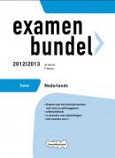 Examenbundel havo Nederlands 2012/2013