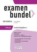 Examenbundel vmbo-gt Maatschappijleer 2013/2014