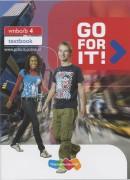 Go for it! 4 VMBO-B Tekstboek