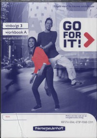 Go for it! VMBO-GT 3 Workbook A + B