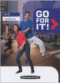 Go for it! 3 HV Textbook