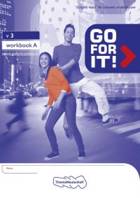 Go for it! 3 Vwo Workbook A + B
