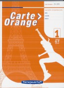 Carte Orange 1 Vmbo gt/havo Cahier d'exercices