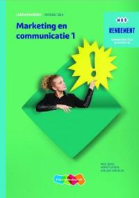 Rendement Basisboek Marketing & Communicatie 1