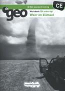 De Geo 3/4 vmbo-kgt Werkboek CE Weer en Klimaat