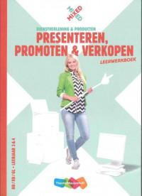 MIXED vmbo Presenteren, promoten en verkopen LWB + Totaallicentie