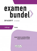 Examenbundel vmbo-gt Frans 2016/2017